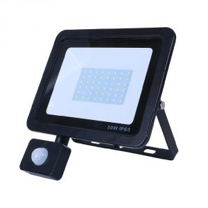 LED PIR Flood Lights