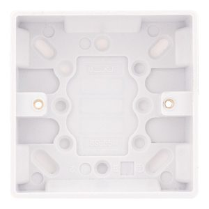 Surface Boxes - Plastic