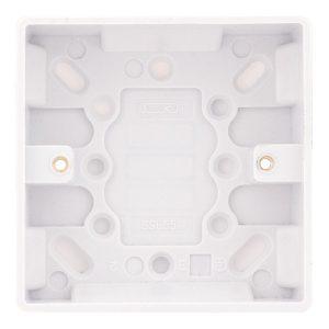Surface Boxes - Plastic