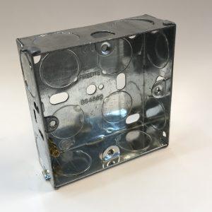 Flush Boxes - Metal