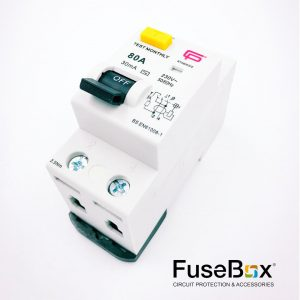 fusebox 80 amp 100ma 2p rcd (ac) – rt0801002