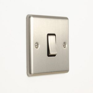 Eurolite Enhance Range Satin Stainless Steel